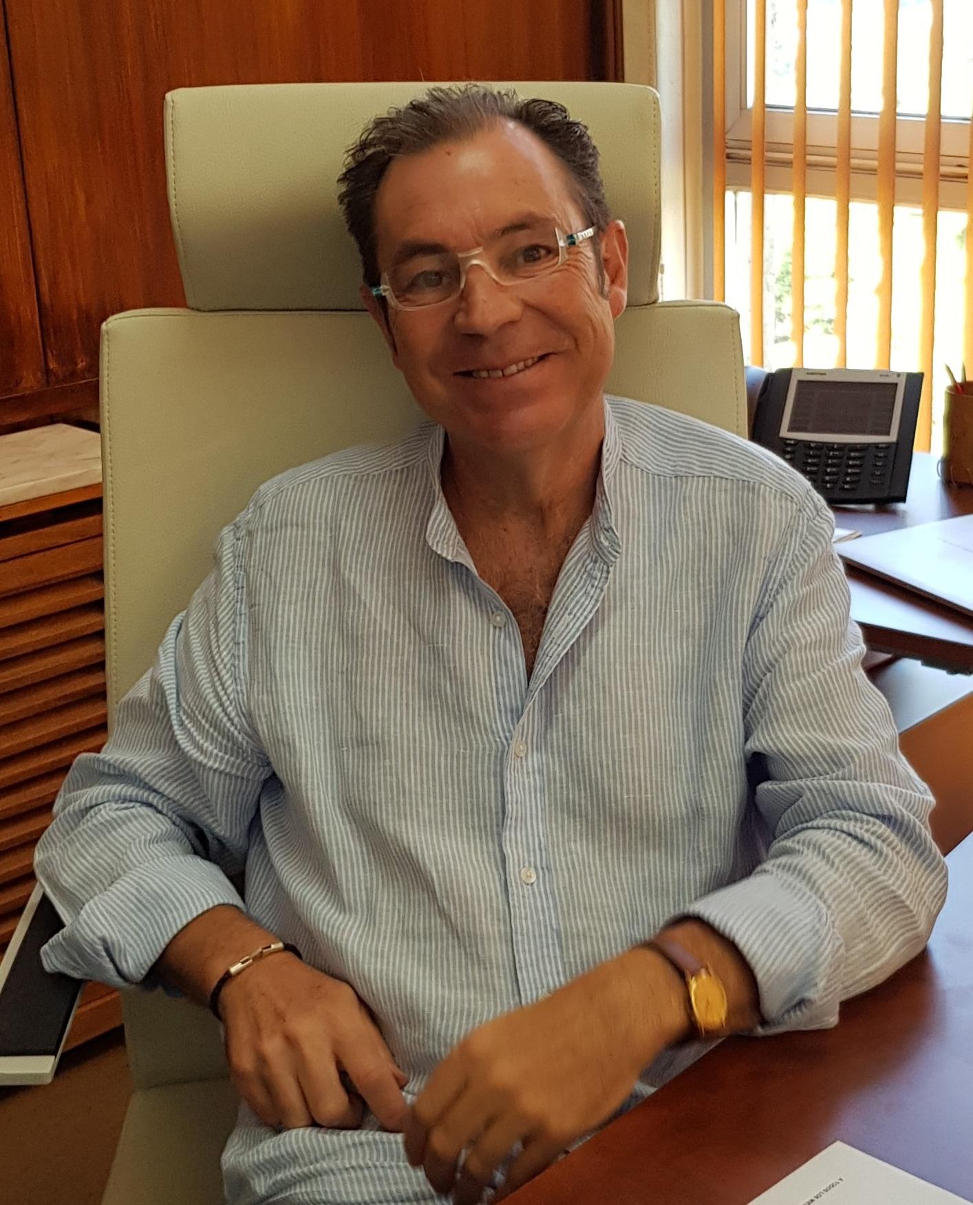 Cristóbal Pareja Flores